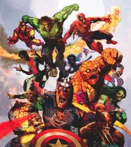 Marvel Zombies 1