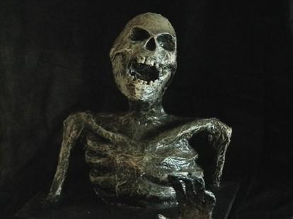 maupassant skeleton