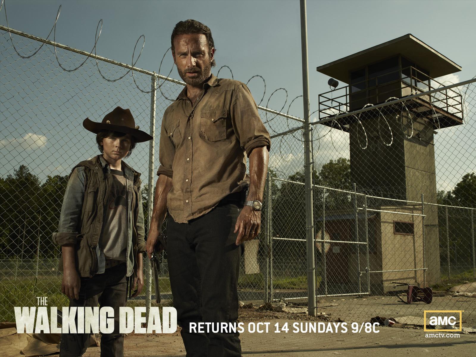 Walking Dead Season Three