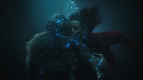 shape of water three