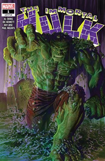 Immortal Hulk 1