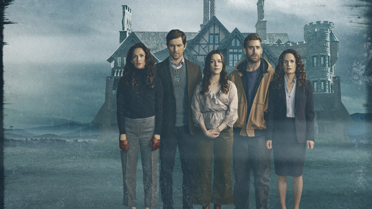 Haunting of Hill House One
